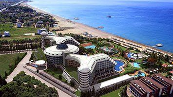 Antalya Havalimanı Kızılot Transfer