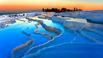 Antalya Havalimanı Pamukkale Transfer