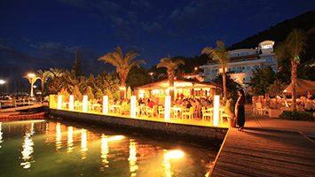 Dalaman Fethiye Yacht Boheme Hotel Transfer