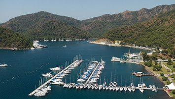 Dalaman Göcek Exclusive Marina Transfer