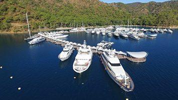 Dalaman Göcek Marinturk Marina Transfer