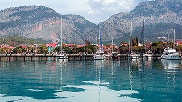 Dalaman Göcek Village Port Transfer