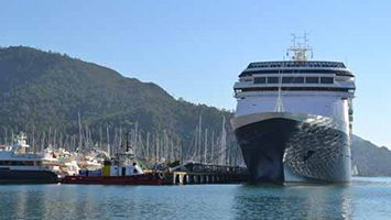 Dalaman Marmaris Cruise Port Transfer