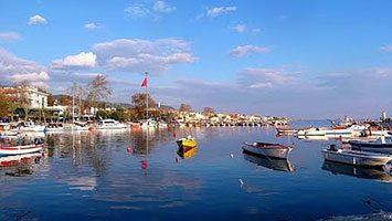 İzmir Adnan Menderes Havalimanı Altınoluk Transfer