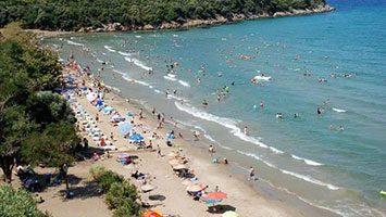 İzmir Adnan Menderes Havalimanı Davutlar Transfer