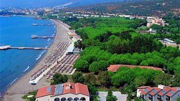 İzmir Adnan Menderes Havalimanı Gümüldür Transfer
