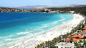 İzmir Adnan Menderes Havalimanı Ilıca Transfer