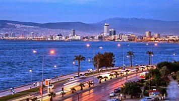İzmir Adnan Menderes Havalimanı Karşıyaka Transfer